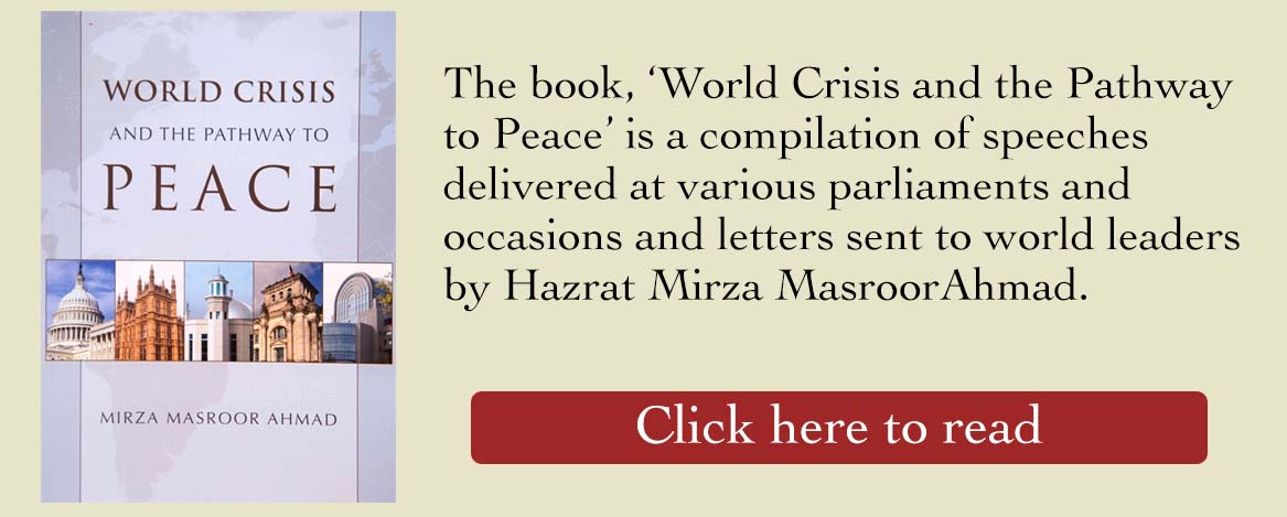 World Crisis and Pathway to peace